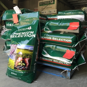 Premium Selection Grass Seed - Notman Pasture