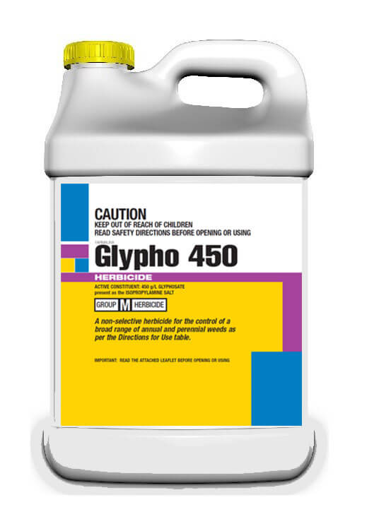 Glypho 450 (20L) - Notman Pasture Seeds
