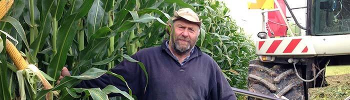 Ian Hooker - Pioneer Maize - Notman Pasture Seeds