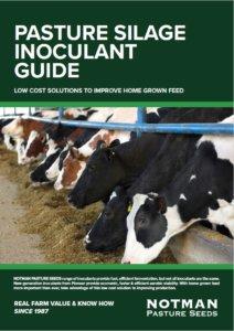 Pasture inoculant guide
