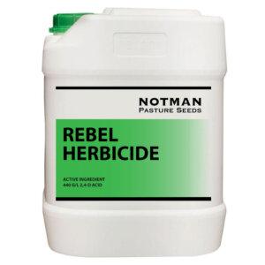 Rebel Herbicide Notman Seeds
